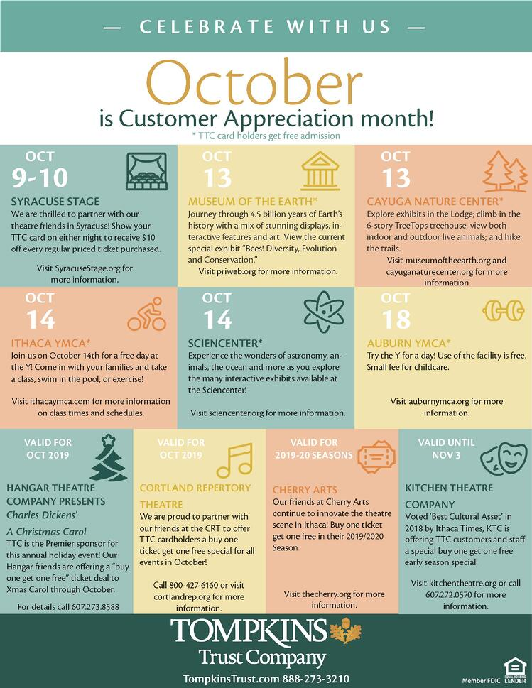 Customer Appreciation Calendar Final 2019