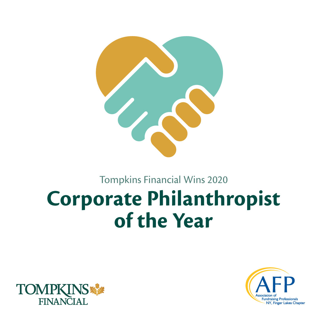 corporate philanthropist of the year